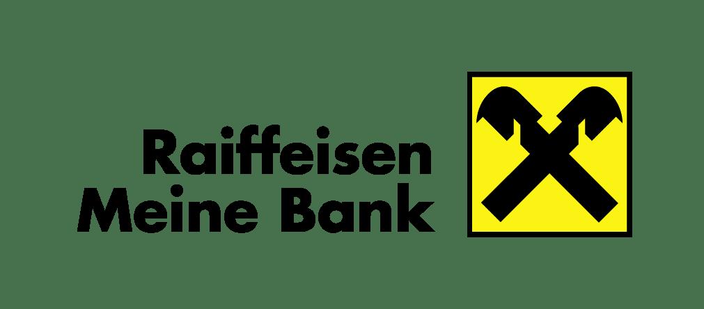 Logo Raiffeisen - Meine Bank 2c positiv